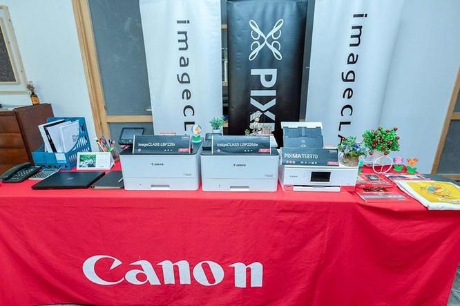 Lần đầu tiên Canon giới thiệu máy in dành riêng cho thị trường Việt Nam ảnh 2
