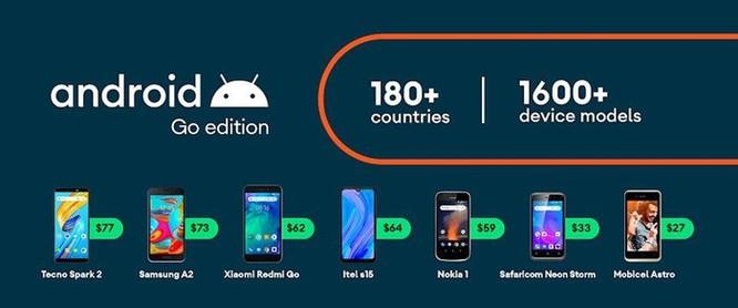 Google ra mắt Android 10 Go cho điện thoại giá rẻ ảnh 2