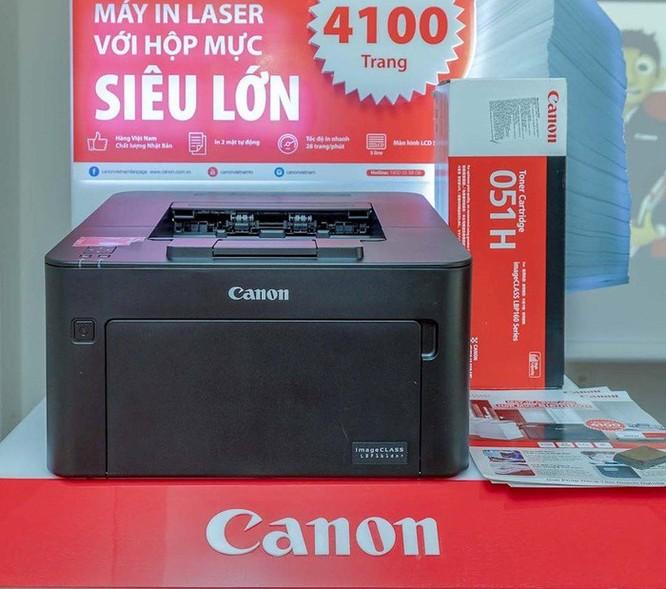 Lần đầu tiên Canon giới thiệu máy in dành riêng cho thị trường Việt Nam ảnh 1