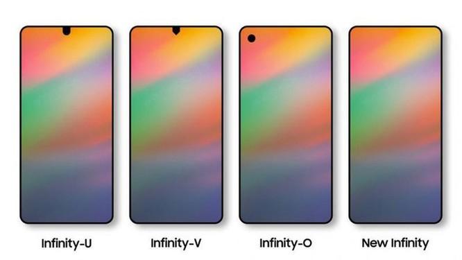 Lộ diện thiết kế màn hình vô cực mới của Samsung ảnh 2