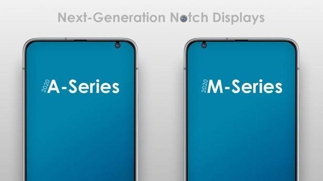 Lộ diện thiết kế màn hình vô cực mới của Samsung ảnh 1