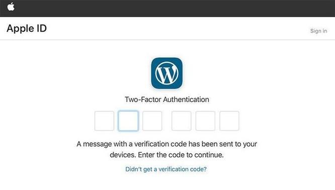 Mọi điều cần biết về dịch vụ đăng nhập 'Sign in with Apple' ảnh 6