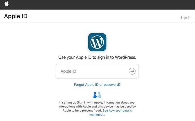 Mọi điều cần biết về dịch vụ đăng nhập 'Sign in with Apple' ảnh 4