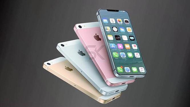 Bản dựng iPhone SE 2 - màn hình 5 inch, mạnh ngang iPhone 11 ảnh 7
