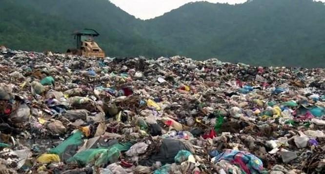 Giải pháp nào để xử lý 25,5 triệu tấn chất thải rắn phát sinh mỗi năm? ảnh 1
