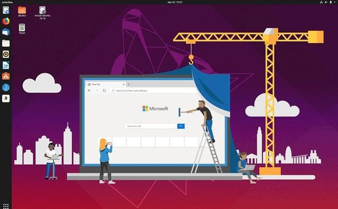 Microsoft chuẩn bị đưa trình duyệt Edge lên hệ điều hành Linux ảnh 1