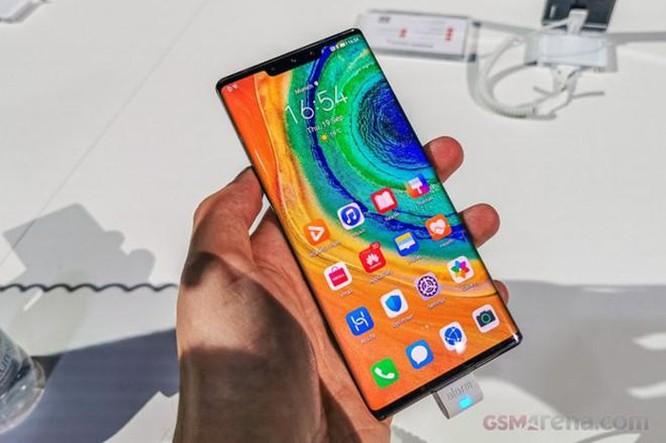 Huawei Mate 30 Pro hết cửa cài dịch vụ Google ảnh 1