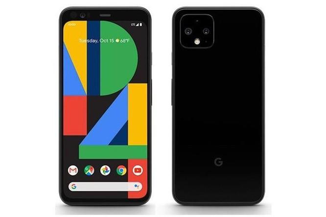 Hình ảnh chính thức của Google Pixel 4 và Pixel 4 XL: Chỉ đen và trắng, cụm camera giống iPhone 11 ảnh 1