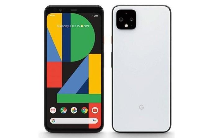 Hình ảnh chính thức của Google Pixel 4 và Pixel 4 XL: Chỉ đen và trắng, cụm camera giống iPhone 11 ảnh 2