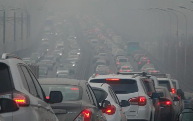 8/10 thành phố đang ô nhiễm nhất thế giới đến từ châu Á ảnh 10