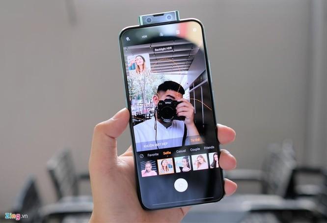 Vivo V17 Pro ra mắt - camera selfie kép trượt, giá 10 triệu đồng ảnh 3