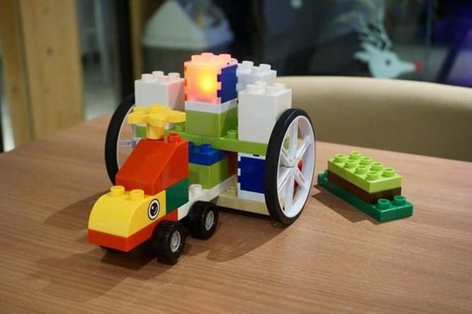 MIK 2019: Những khối hộp đồ chơi thông minh độc đáo dành cho trẻ em ảnh 1