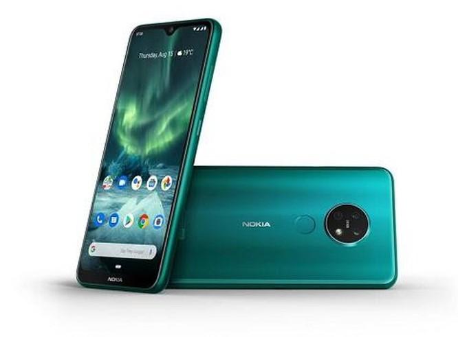 Nokia 7.2 lọt top bán chạy trong danh sách các sản phẩm mới trên Amazon ảnh 1