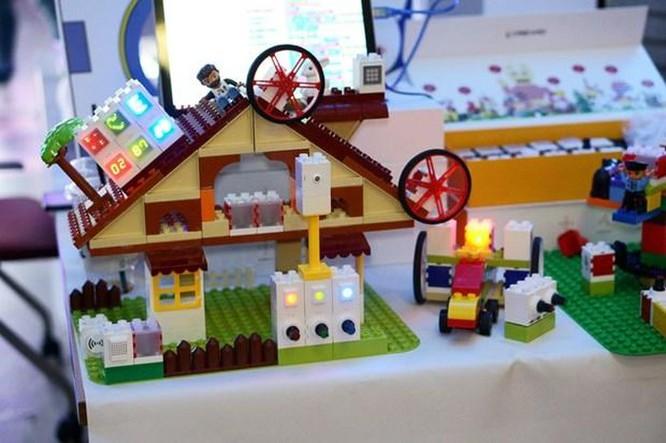 MIK 2019: Những khối hộp đồ chơi thông minh độc đáo dành cho trẻ em ảnh 2