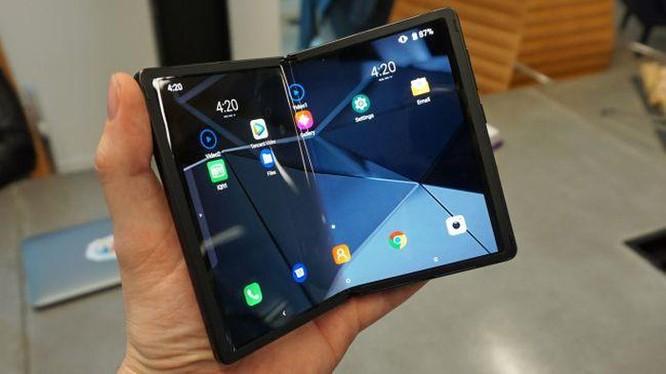 Đối thủ giá rẻ của Galaxy Fold ra mắt đầu năm 2020 ảnh 5