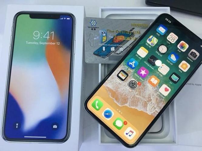 iPhone lock Mỹ bất ngờ được lên đời quốc tế miễn phí tại Việt Nam ảnh 1