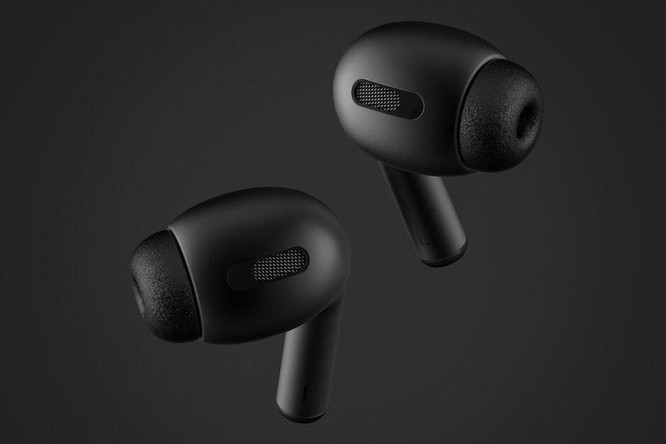 Hình dung về tai nghe AirPods 3 của Apple ảnh 1