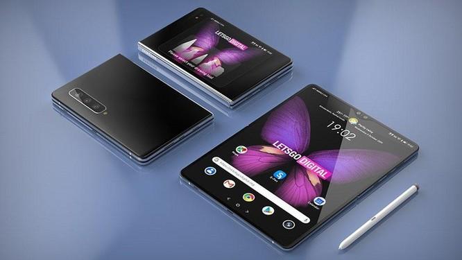 Samsung có thể sẽ gộp hai dòng Galaxy Note và Galaxy Fold ảnh 1