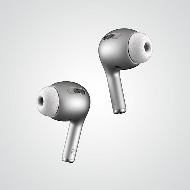 Hình dung về tai nghe AirPods 3 của Apple ảnh 3