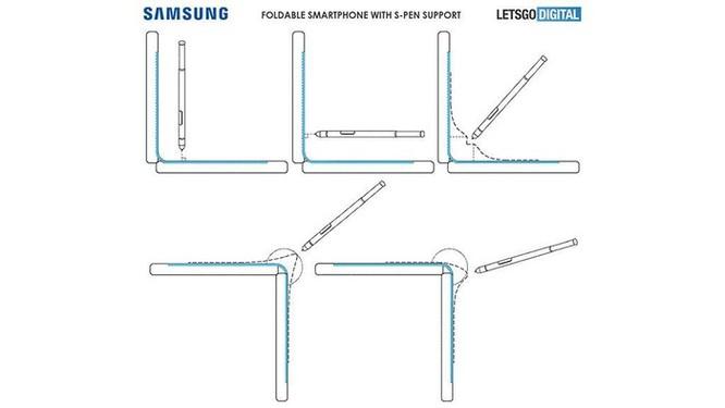 Samsung có thể sẽ gộp hai dòng Galaxy Note và Galaxy Fold ảnh 2