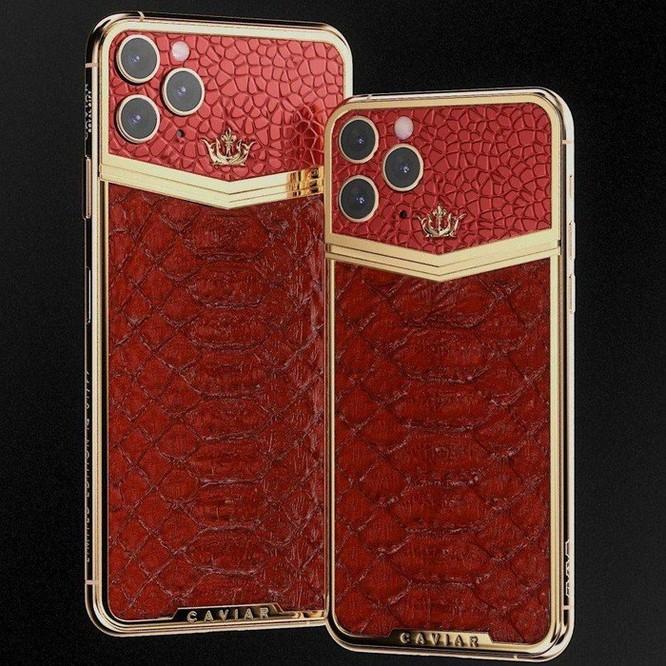 Caviar ra mắt iPhone 11 Pro siêu sang cho nhà giàu, rẻ nhất 102 triệu đồng ảnh 2