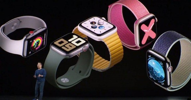 Apple Watch đạt chuẩn FDA, rò rỉ thêm tính năng theo dõi giấc ngủ ảnh 1