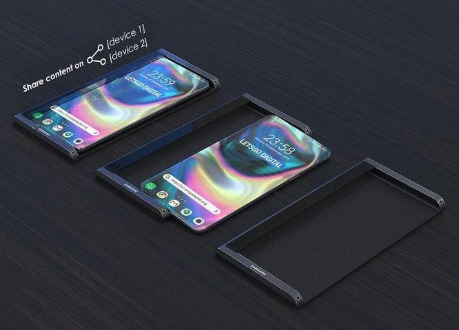 Samsung Galaxy S11 lộ diện thiết kế qua bằng sáng chế mới ảnh 3