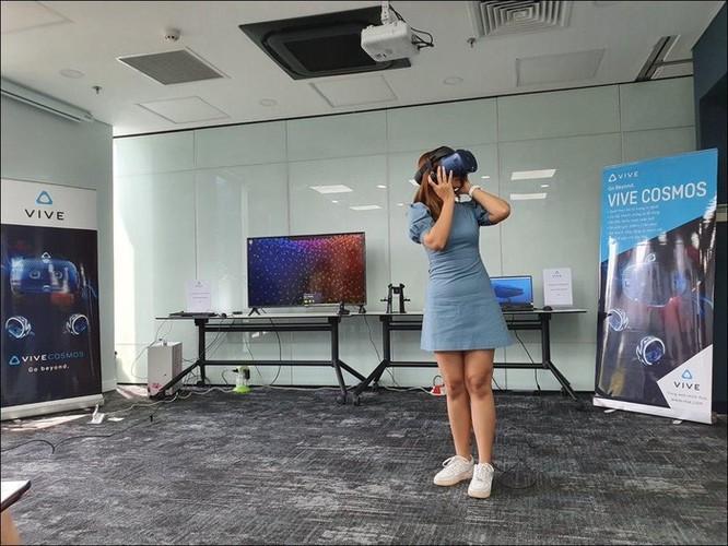 HTC giới thiệu kính thực tế ảo Vive Cosmos tại Việt Nam ảnh 3