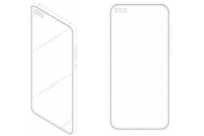 Samsung Galaxy S11 lộ diện thiết kế qua bằng sáng chế mới ảnh 1