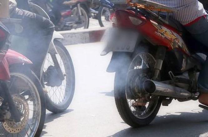 Đề xuất đăng kiểm xe máy ở Hà Nội để giảm ô nhiễm không khí ảnh 1
