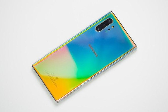 Samsung sắp tung Note10 Lite giá mềm ảnh 1