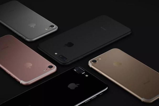 iPhone 7 Plus 32 trở thành chiếc 'iPhone quốc dân' tại Việt Nam ảnh 1