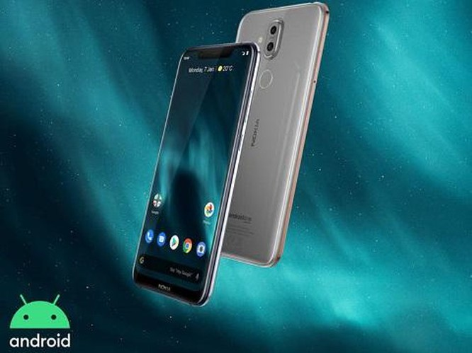 Nokia 8.1 là smartphone đầu tiên cập nhật Android 10 ảnh 1