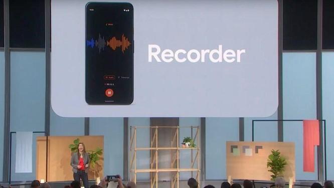 Ứng dụng mới của Google phiên âm thời gian thực, không cần mạng ảnh 1