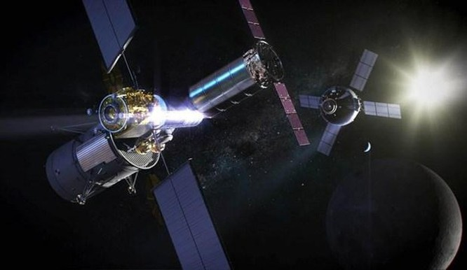Nhật Bản 'bắt tay' Mỹ trong chương trình thám hiểm Mặt Trăng ảnh 1