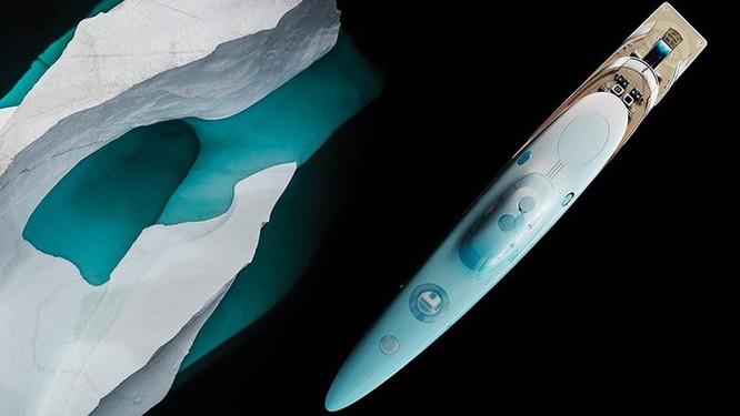 Siêu du thuyền chạy bằng hydro đầu tiên trên thế giới ảnh 7
