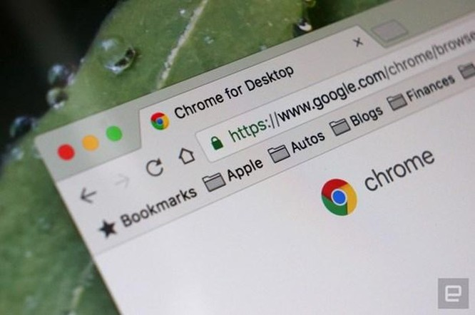 Google cập nhật Chrome với chế độ 'Dark mode' và kiểm tra mật khẩu ảnh 1