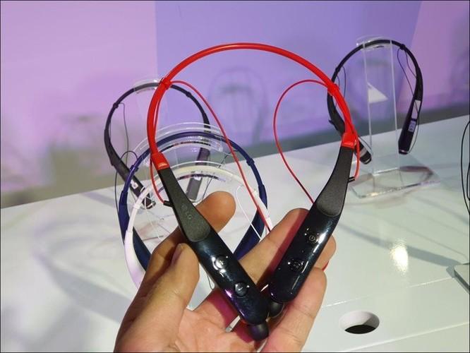 LG ra mắt loạt tai nghe Bluetooth LG Tone, giá chỉ từ 899 ngàn đồng ảnh 4