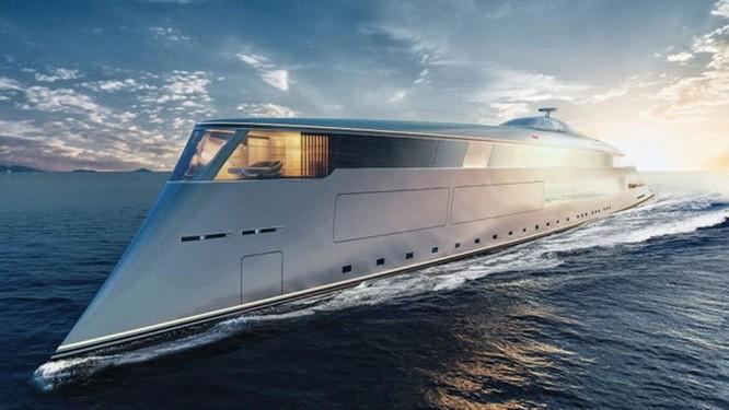 Siêu du thuyền chạy bằng hydro đầu tiên trên thế giới ảnh 1