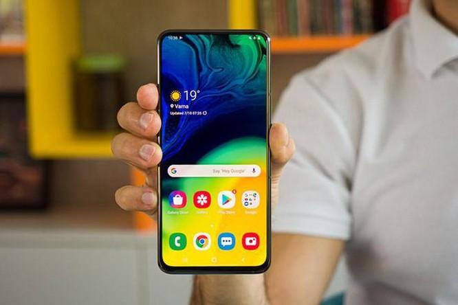 Smartphone tầm trung của Samsung sẽ có RAM 12 GB ảnh 1