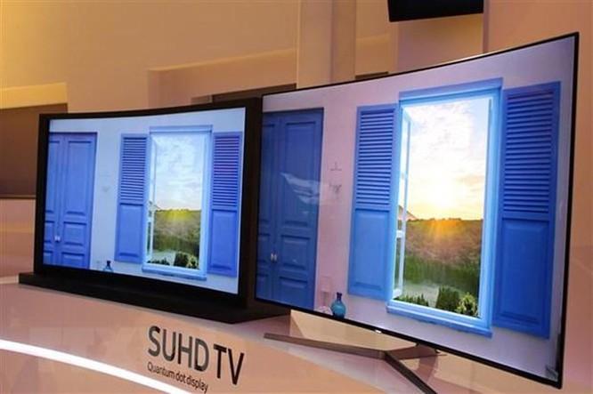 Samsung Electronics tiếp tục chiếm lĩnh thị trường điện gia dụng Mỹ ảnh 1