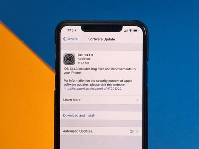 iPhone đời cũ lên iOS 13 là một cú lừa ảnh 2