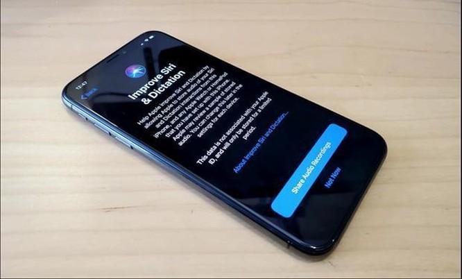 Người dùng có thể xóa bản ghi Siri trong cập nhật iOS mới của Apple ảnh 1