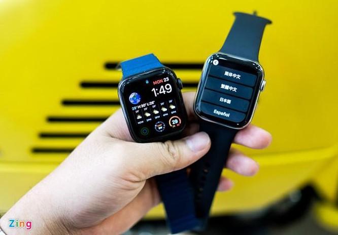 Apple Watch Series 5 chính hãng về Việt Nam, giá từ 11,6 triệu đồng ảnh 2