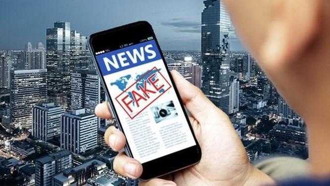Thái Lan thành lập trung tâm chống tin giả sử dụng trí tuệ nhân tạo ảnh 1