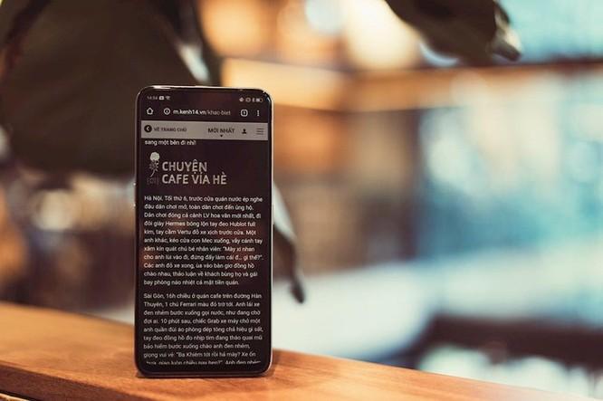 Màn hình bảo vệ mắt đặc biệt của Reno2 dành cho dân 'nghiện' smartphone ảnh 8