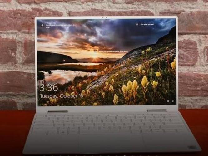Khám phá Dell XPS 13 2-in-1 7390: Laptop trang bị CPU Intel thế hệ 10! ảnh 3