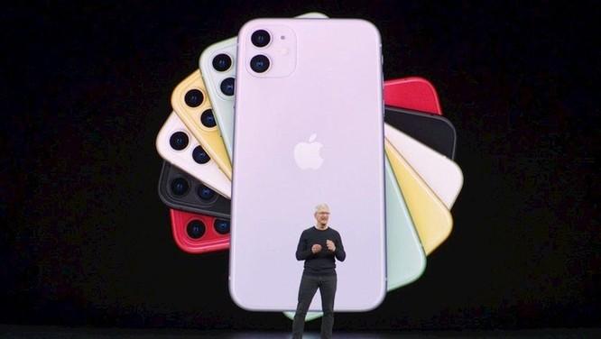 Apple lập kỷ lục doanh thu bất chấp iPhone bán chậm ảnh 1