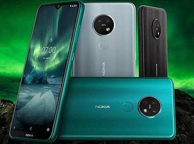 Nokia 7.2 bán chạy nhất trên Amazon ảnh 1