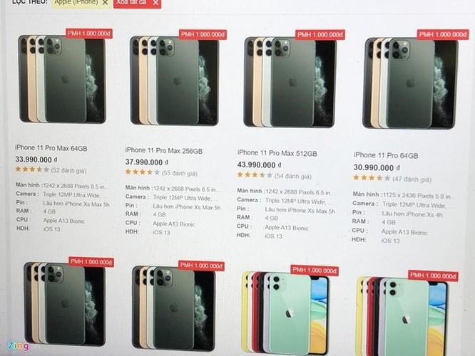 Apple thả cửa cho đại lý giảm giá iPhone 11, diệt máy xách tay ảnh 1